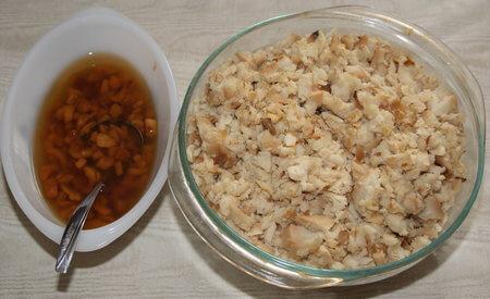 Fish and Brewis (pescado y pan duro)